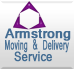 Armstrong Moving & Delivery Service logo