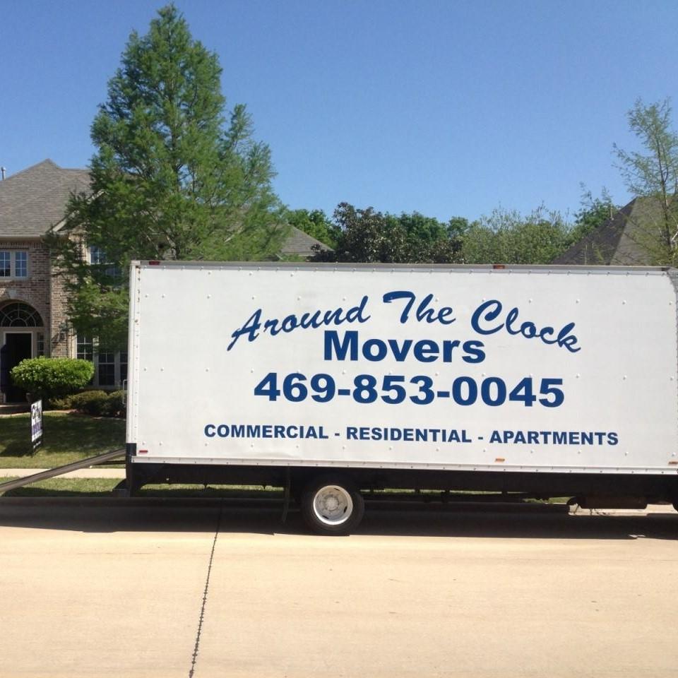 Around-The-Clock-Movers logos