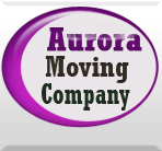 Aurora Moving Company logo