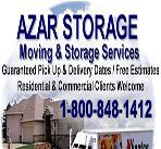 Azar Storage, Inc logo