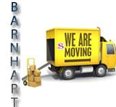Barnhart Moving logo