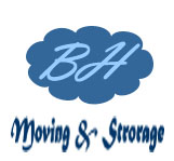 BH Moving & Storage logo