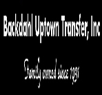 Backdahl Uptown Transfer, Inc logo