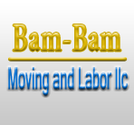 Bam-Bam-Moving-and-Labor-llc logos