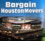 Bargain Houston Movers logo