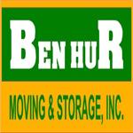 BenHur Moving and Storage Inc logo