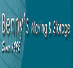 Bennys Moving and Storage logo