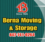 Berna Moving & Storage logo