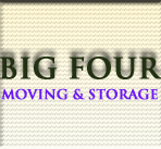 Big Four Moving and Storage, Inc logo