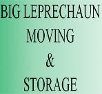 Big Leprechaun Moving & Storage-logo