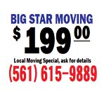 Big Star Movers logo