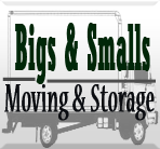 Bigs & Smalls Moving & Storage logo