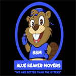 Blue-Beaver-Movers logos