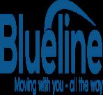 Blue Line Vanlines logo