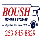 Boush Moving And Storage Inc logo