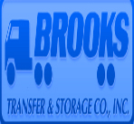 Brooks Transfer & Storage Co, Inc logo