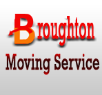 Broughton Moving Service logo