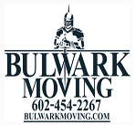 Bulwark Moving Company logo