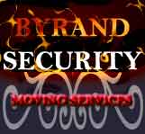 Byrand Security Moving Services logo