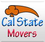 Cal State Movers logo