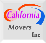 California Movers Inc logo