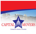 Capital Movers logo