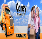 Carey Moving & Storage logo