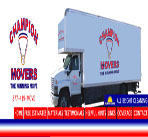 Champion Movers, LLC logo