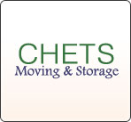 Chets Moving & Storage logo
