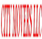 City Movers LLC logo