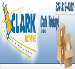 Clark Moving Specialists logo