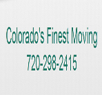 Colorados Finest Moving LLC logo