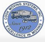 Cook Moving Systems, Inc logo