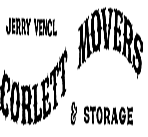 Corlett Movers logo