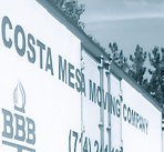 Costa Mesa Moving logo