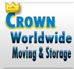 Crown Worldwide Moving & Storage logo