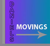 Daniels Moving logo