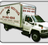 Davis Piano Moving logo