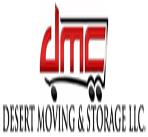 Desert Moving Co & Storage logo