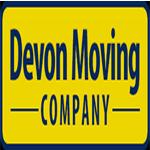 Devon Moving Company logo