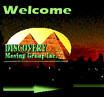 Discovery Moving Group logo