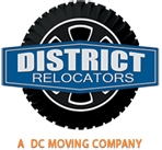 District Relocators Inc logo