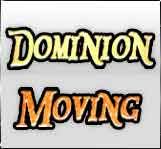 Dominion-Moving logos