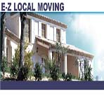 E-Z Local Moving logo