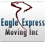Eagle Express Moving Inc logo