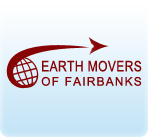 Earth Movers of Fairbanks Inc logo