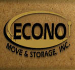 Econo Move & Storage,INC logo
