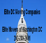 Elite Movers of Washington DC logo