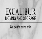 Excalibur Moving and Storage logo
