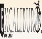 Excalibur Van Lines logo